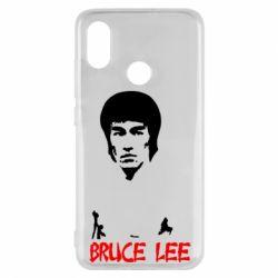 Чехол для Xiaomi Mi8 Bruce Lee
