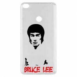 Чехол для Xiaomi Mi Max 2 Bruce Lee