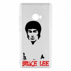 Чехол для Xiaomi Mi Note 2 Bruce Lee