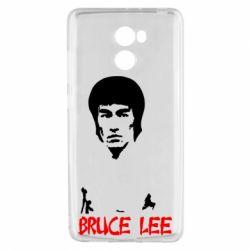 Чехол для Xiaomi Redmi 4 Bruce Lee