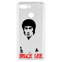 Чехол для Xiaomi Redmi 6 Bruce Lee