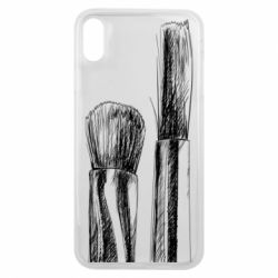 Чохол для iPhone Xs Max Brushes