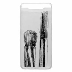 Чохол для Samsung A80 Brushes
