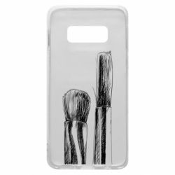 Чохол для Samsung S10e Brushes