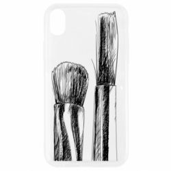 Чохол для iPhone XR Brushes