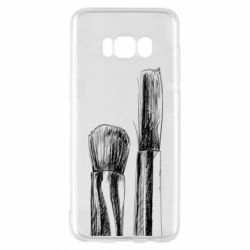 Чохол для Samsung S8 Brushes