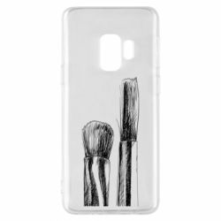 Чохол для Samsung S9 Brushes