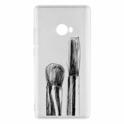 Чохол для Xiaomi Mi Note 2 Brushes