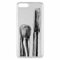 Чохол для Xiaomi Mi Note 3 Brushes
