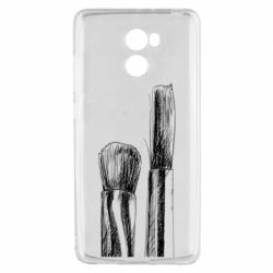 Чохол для Xiaomi Redmi 4 Brushes