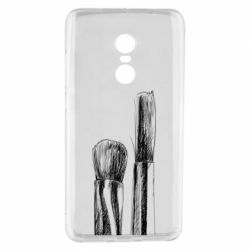 Чохол для Xiaomi Redmi Note 4 Brushes