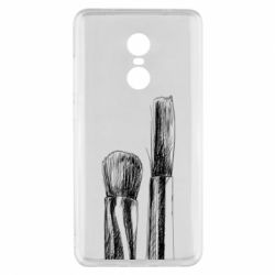 Чохол для Xiaomi Redmi Note 4x Brushes