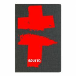 Блокнот А5 Brutto Logo
