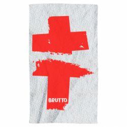 Полотенце Brutto Logo