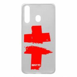 Чехол для Samsung A60 Brutto Logo