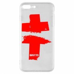 Чехол для iPhone 7 Plus Brutto Logo
