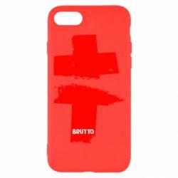 Чехол для iPhone 8 Brutto Logo