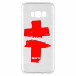 Чехол для Samsung S8 Brutto Logo