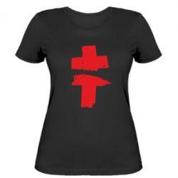 Женская футболка Brutto