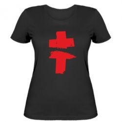 Женская футболка Brutto - FatLine