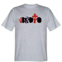Мужская футболка Брутто - FatLine