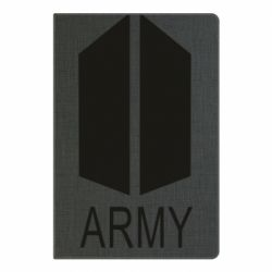 Блокнот А5 Bts army