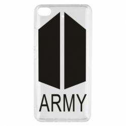 Чехол для Xiaomi Mi 5s Bts army