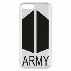 Чехол для Xiaomi Mi6 Bts army