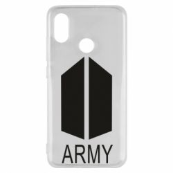 Чехол для Xiaomi Mi8 Bts army