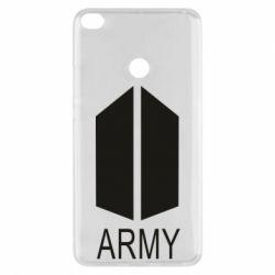 Чехол для Xiaomi Mi Max 2 Bts army