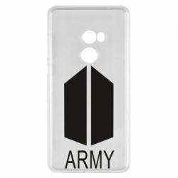 Чехол для Xiaomi Mi Mix 2 Bts army