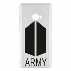 Чехол для Xiaomi Mi Note 2 Bts army