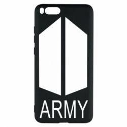 Чехол для Xiaomi Mi Note 3 Bts army