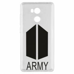 Чехол для Xiaomi Redmi 4 Pro/Prime Bts army