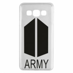 Чохол для Samsung A3 2015 Bts army
