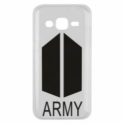 Чохол для Samsung J2 2015 Bts army