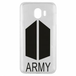 Чохол для Samsung J4 Bts army