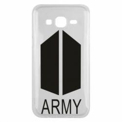 Чохол для Samsung J5 2015 Bts army