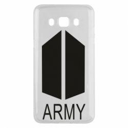 Чохол для Samsung J5 2016 Bts army