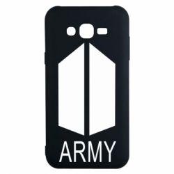 Чохол для Samsung J7 2015 Bts army