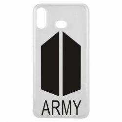 Чохол для Samsung A6s Bts army