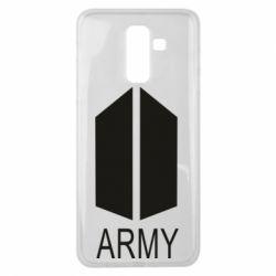 Чохол для Samsung J8 2018 Bts army