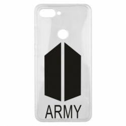 Чехол для Xiaomi Mi8 Lite Bts army