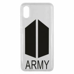 Чехол для Xiaomi Mi8 Pro Bts army
