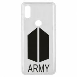 Чехол для Xiaomi Mi Mix 3 Bts army