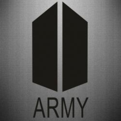 Наклейка Bts army
