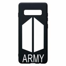 Чохол для Samsung S10+ Bts army