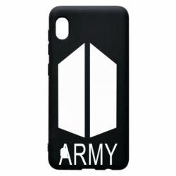 Чохол для Samsung A10 Bts army