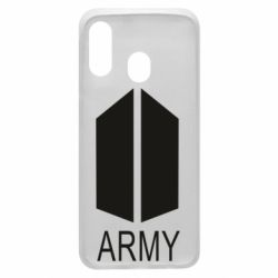 Чохол для Samsung A40 Bts army