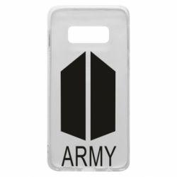 Чохол для Samsung S10e Bts army